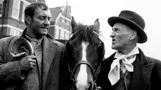 Steptoe and Son, from the BBC website.