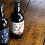Saisons from Durham Brewery and Weird Beard.