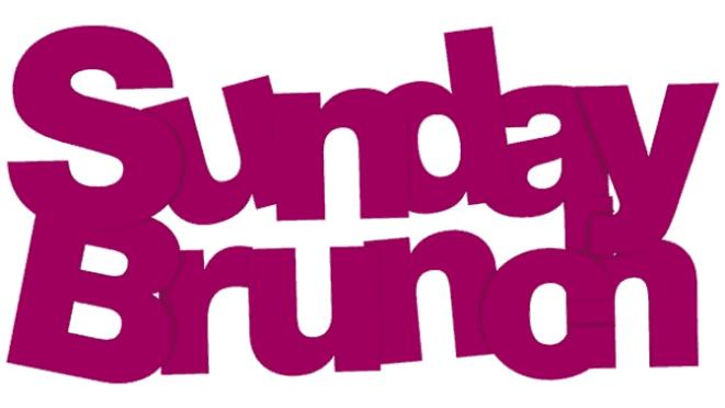 Sunday Brunch logo.