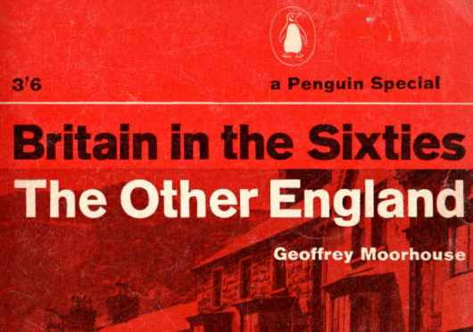Detail from the cover of 'The Other England', Penguin, 1964.
