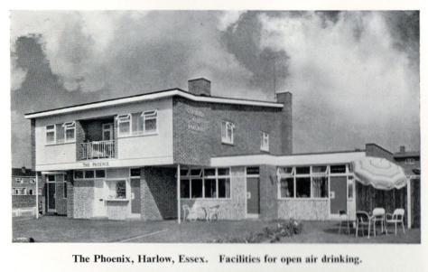The Phoenix, Harlow, 1950s.