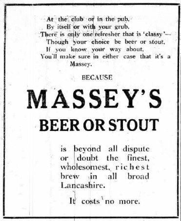 Burnley News, 05/05/1924, via The British Newspaper Archive.