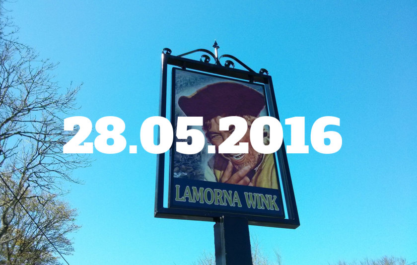 News, Nuggets & Longreads 28 May 2016: Ancient Beer, DIY Pubs, Panhead