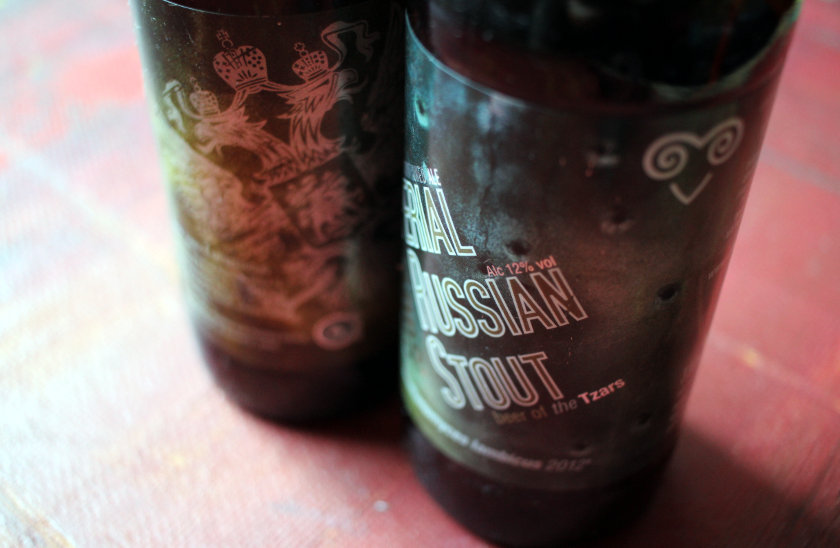 Too Fancy to Drink: Gadd's Russian Imperial Stout