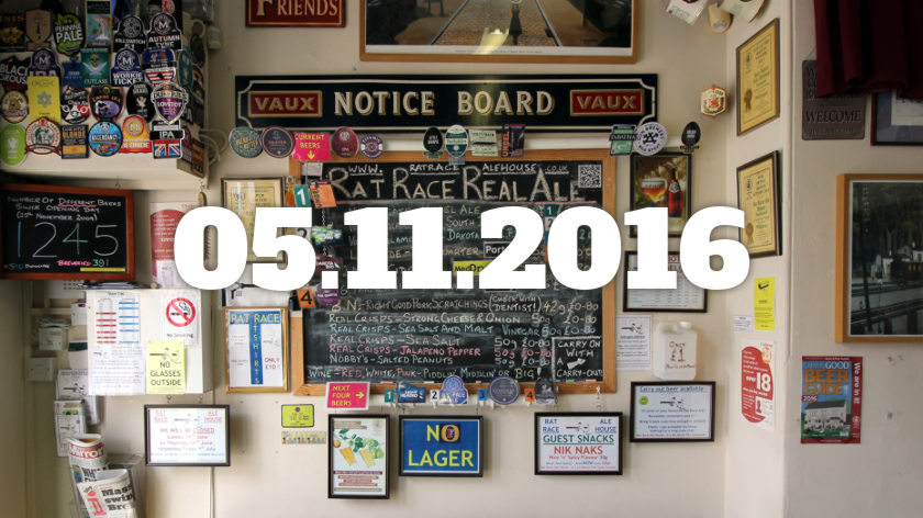 News, Nuggets & Longreads 5 November 2016: 'Chavs', Antics and Dirty Tricks