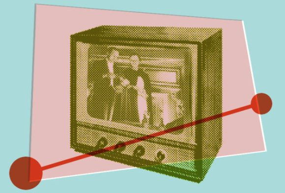 1950s TV.