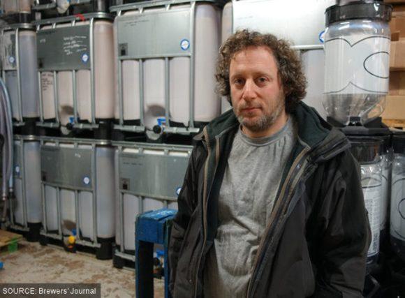 Portrait shot of Mike Marcus.