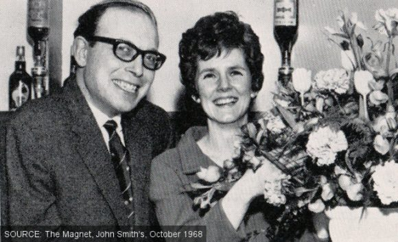 Susan and Brian Wilkinson