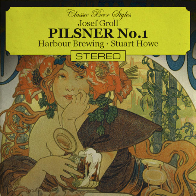 Pilsner as an LP