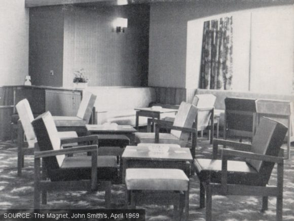 The Lounge of the Strong Wood.