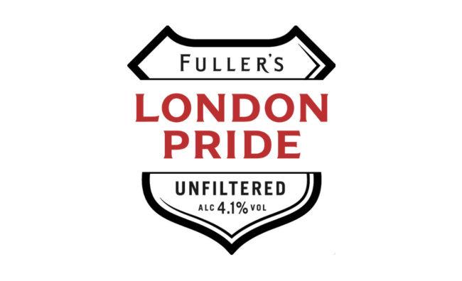 London Pride Unfiltered logo.