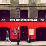 The Belgo bar in central London.