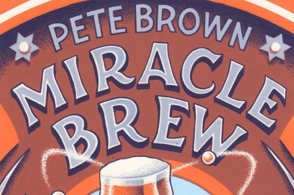 """Detail from the cover of """"Miracle Brew"""""""