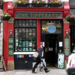 The Tipperary, Fleet Street. (Exterior.)