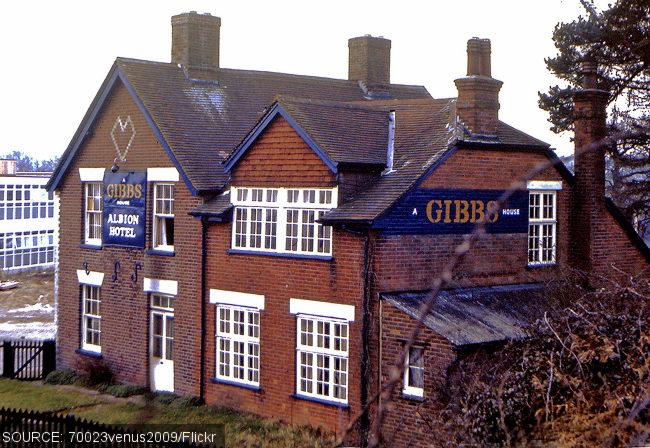 A Gibbs Mew pub.