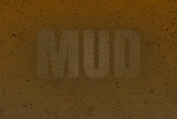 Illustration: mud texture.