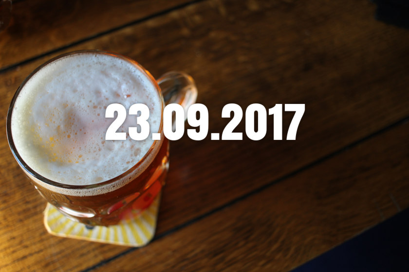 News, Nuggets & Longreads 23 September 2017: Pils, Pepys, Pricing