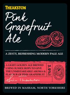 Theakston Pink Grapefruit Ale