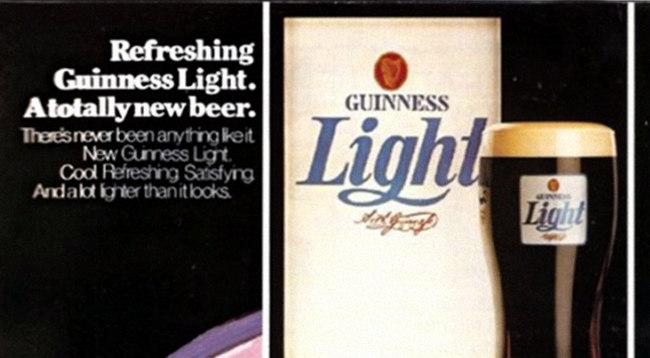 Guinness Light
