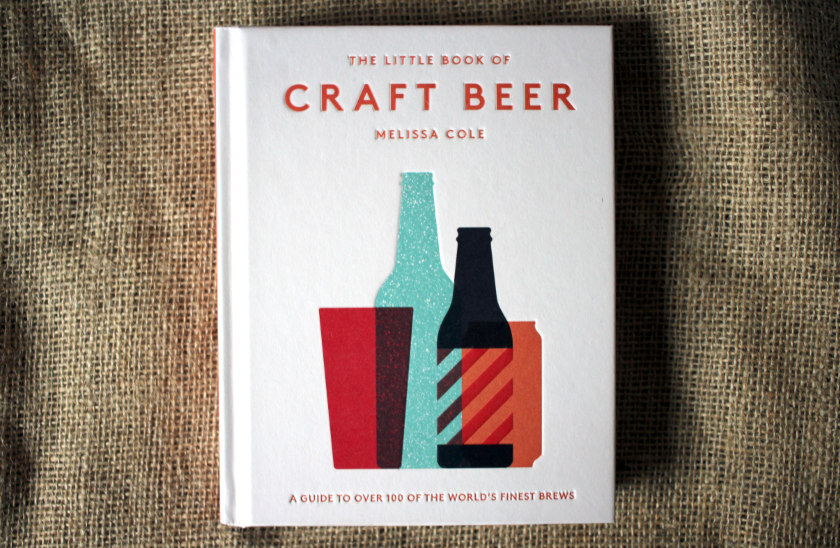 Cover: The Little Book of Craft Beer.