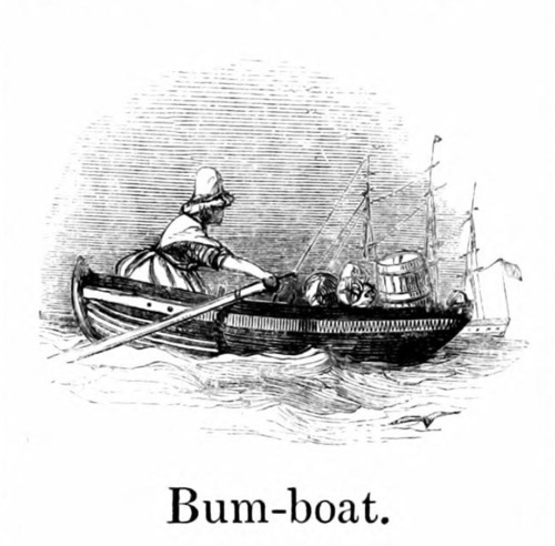 Beer history isn't all about pubs. Imagine working on a ship or boat on the Thames in the days before Thermos flasks or vending machines, unable to get to any of the pubs you might see on the shore.