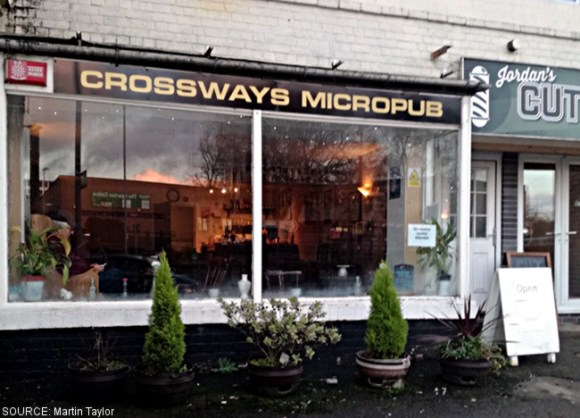 Crossways micropub.