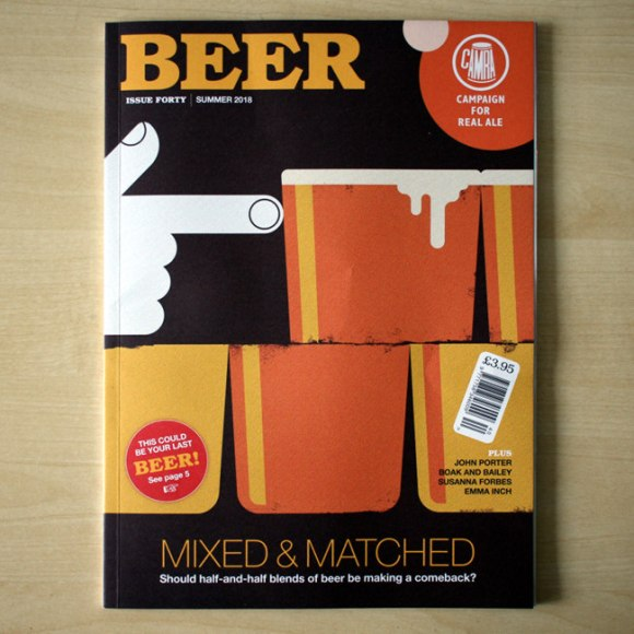 The cover BEER magazine #40