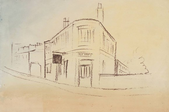 Sketch of The Brunswick.