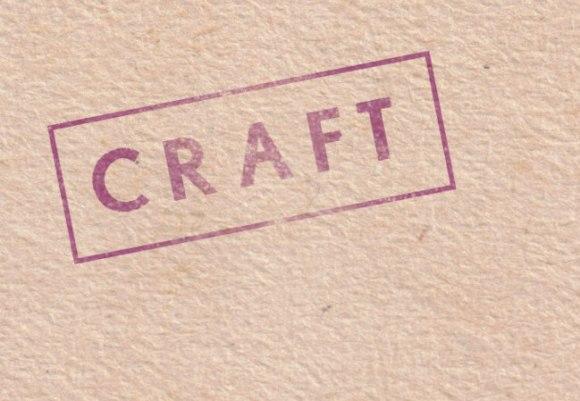 Certified craft.