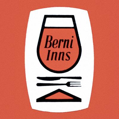 Berni Inn logo.