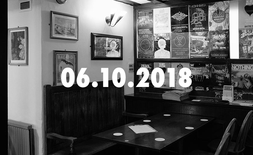 News, Nuggets & Longreads 6 October 2018: Cask, Cans, Classics