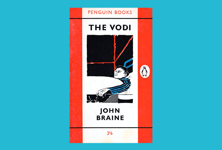 The Penguin edition of The Vodi.