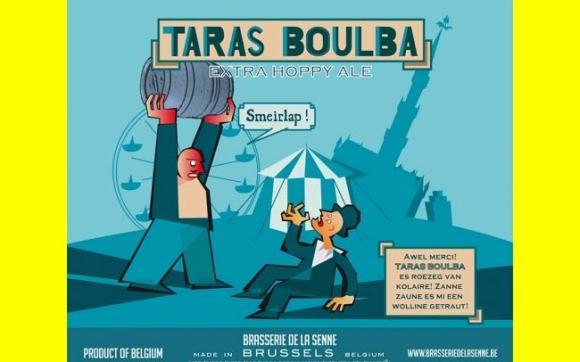 Taras Boulba label.