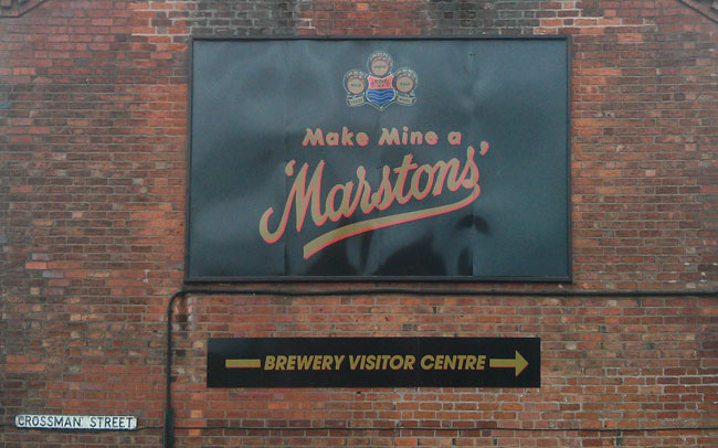 Make Mine a Marston's.