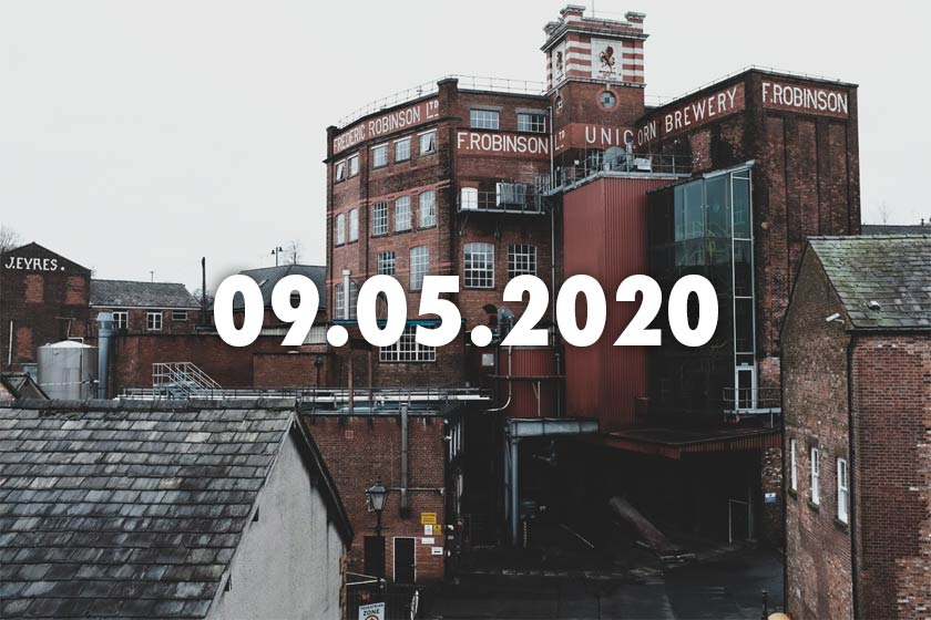 News, nuggets and longreads 9 May 2020: VR, influenza, McEwan's