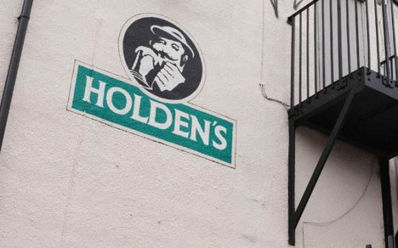 Holden's Brewery.