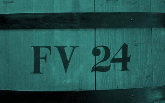 Fermenting vessel.