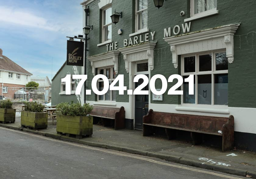 The Barley Mow, Bristol.