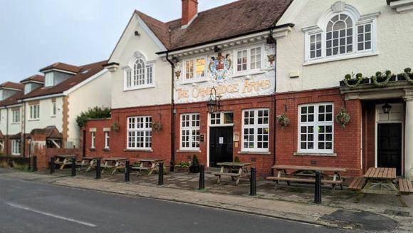 A Victorian-Edwardian pub.