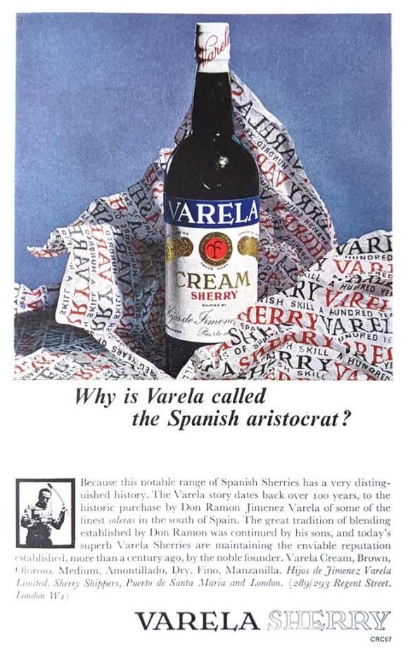 Varela sherry