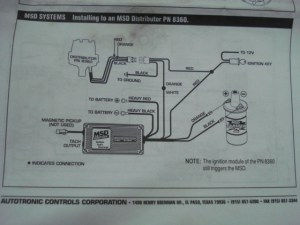 wiring a prop billet distributor: 3 wires???? | Unlawfl's Race & Engine Tech | Moparts Forums