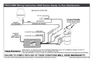 wiring a prop billet distributor: 3 wires????  Moparts Forums