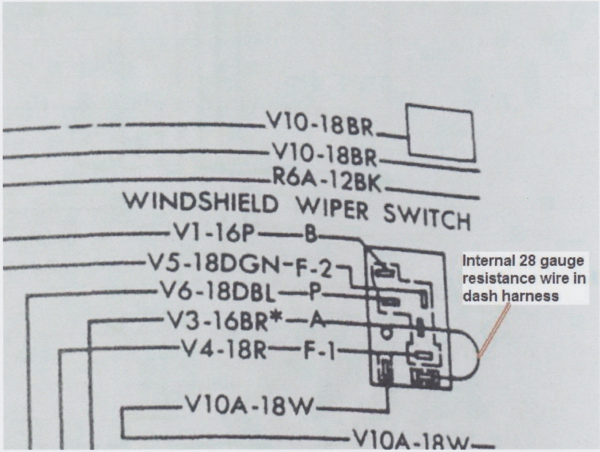 67 Chevelle Wiring Diagram In Color