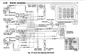 1970 CUDA ROAD LAMP WIRING DIAGRAM | Moparts Restoration