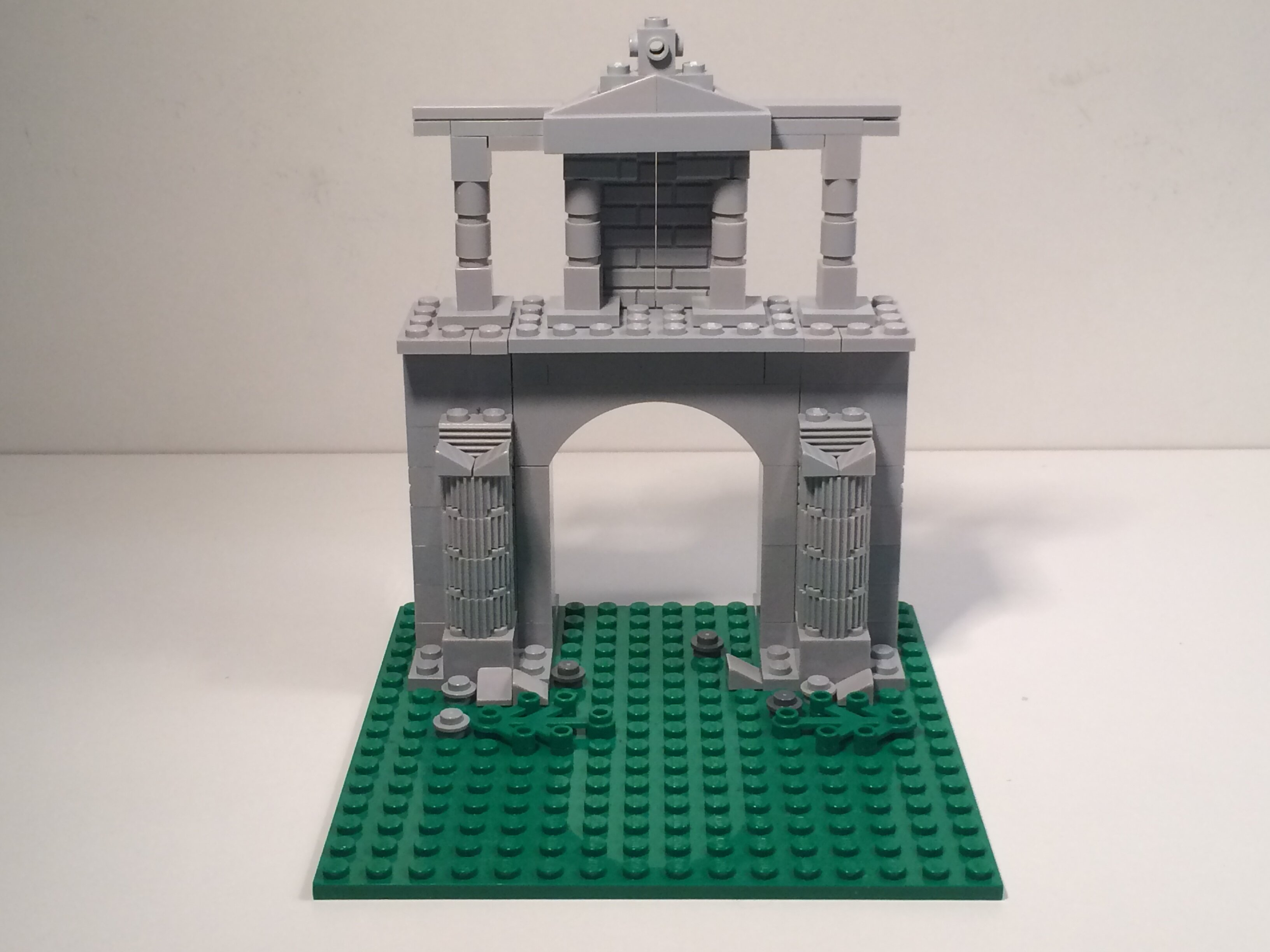 Athens Arch of Hadrian   Lego Creations   The TTV Message Boards 2A55DF49 FA29 47F2 911C 2823D753971A jpeg3264x2448 835 KB