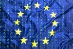 EU flag, data protection rules, GDPR
