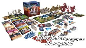 Epic Seven Arise, Dari Mobile Game Kini Jadi Board Game [Kickstarter Corner]