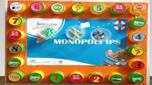 Belajar IPS Lebih Menyenangkan dengan Monopoli Ciptaan Guru SDN 1 Ketapang