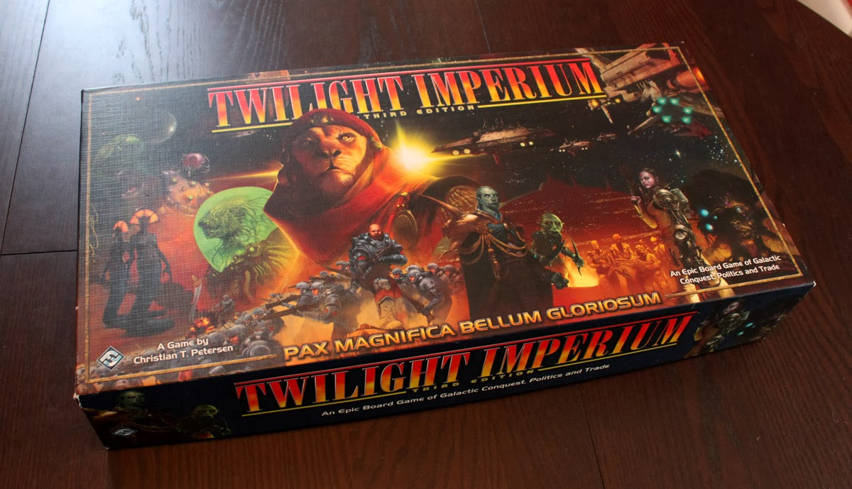 Review: Twilight Imperium 3rd Edition