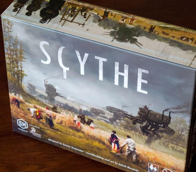Box of Scythe